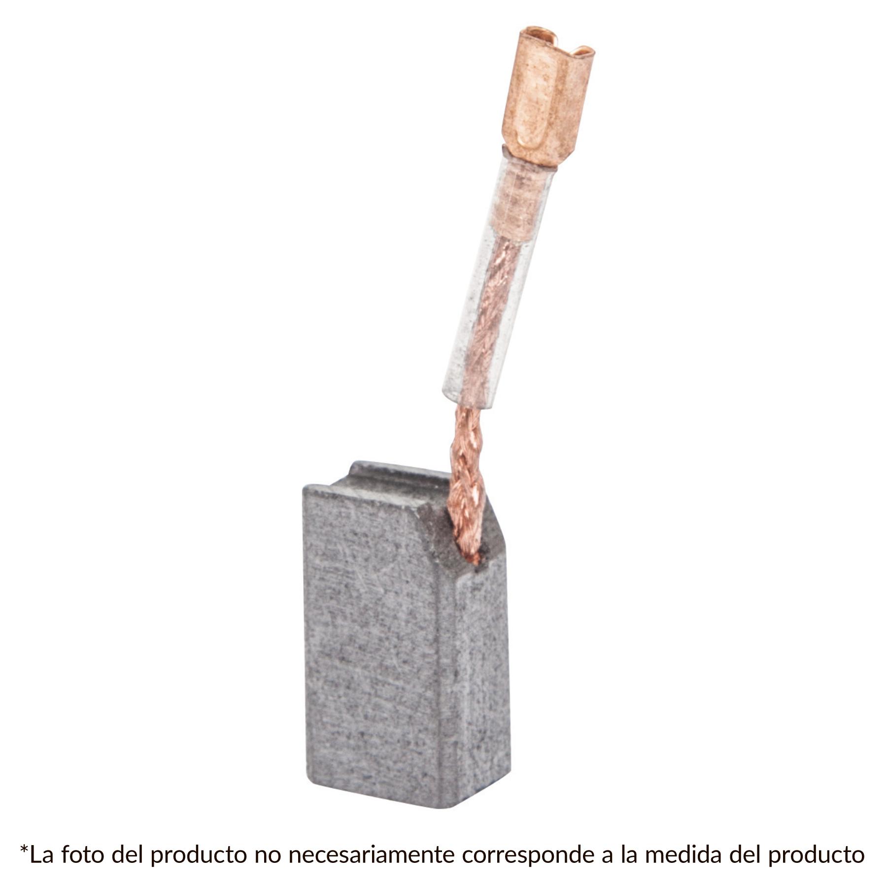 Carbones de repuesto para esmeriladora ESMA-4-1/2NX3