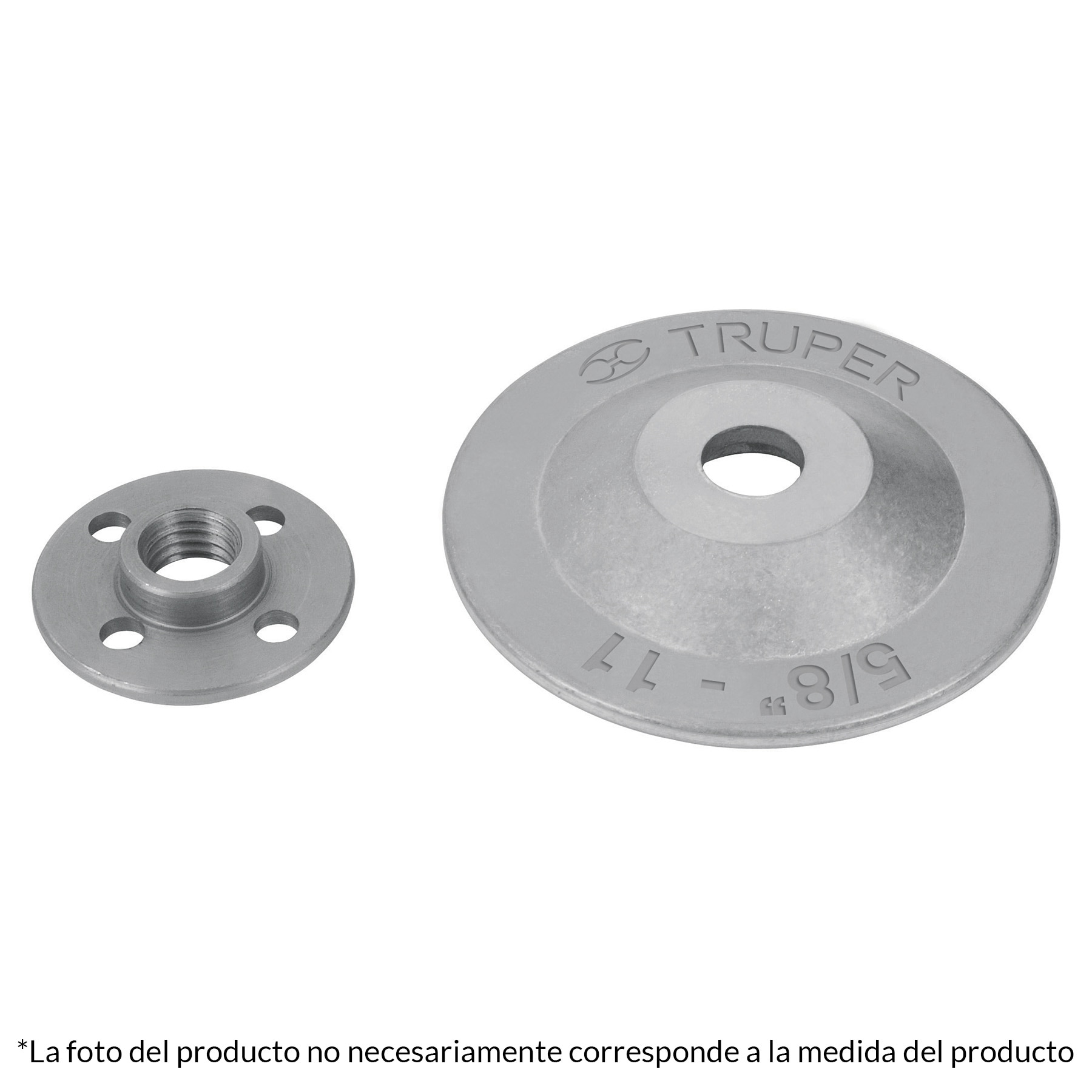 Adaptador para discos de 4 y 4-1/2', tipo 42