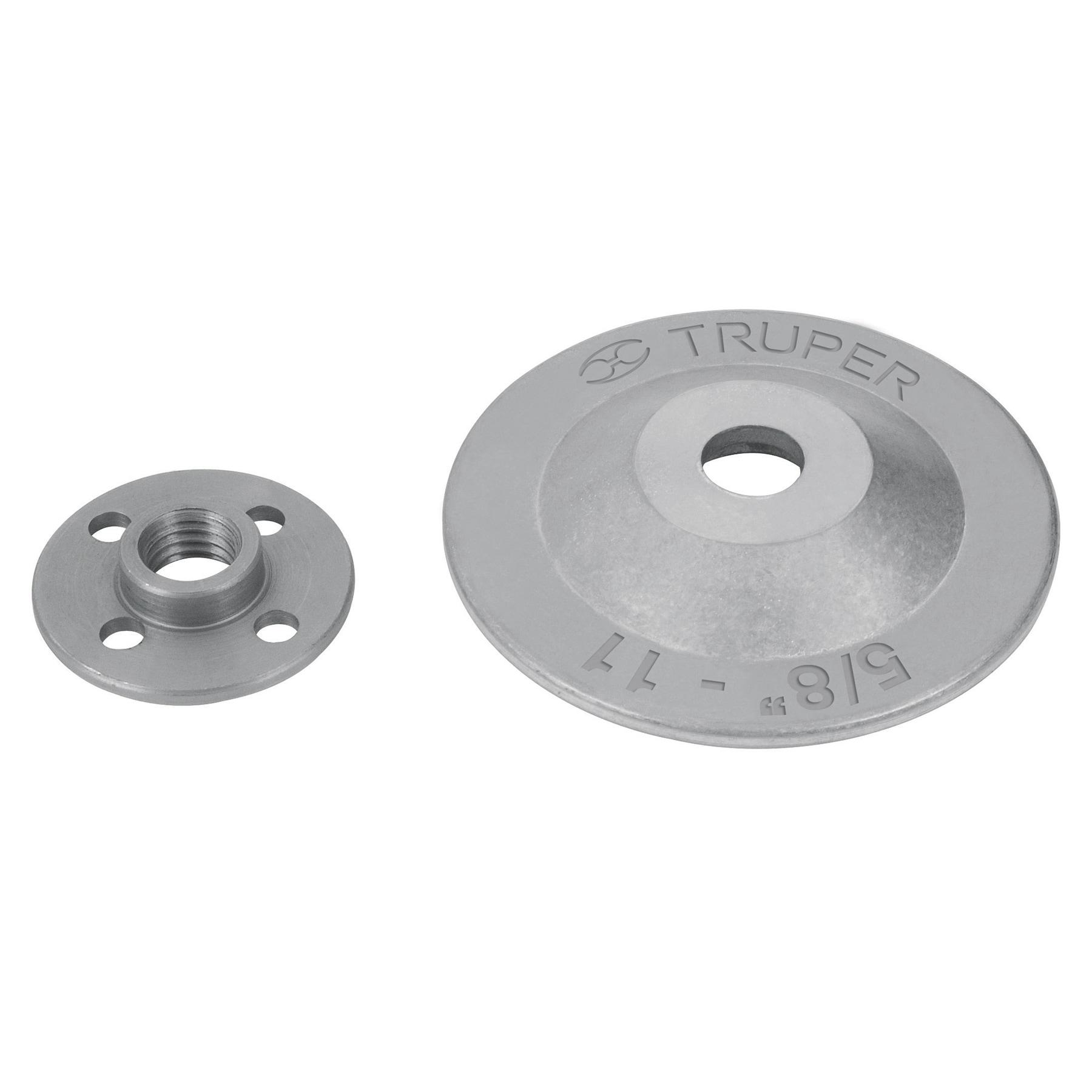 Adaptador para discos tipo 42, rosca 5/8-11 NC, de 7-9'
