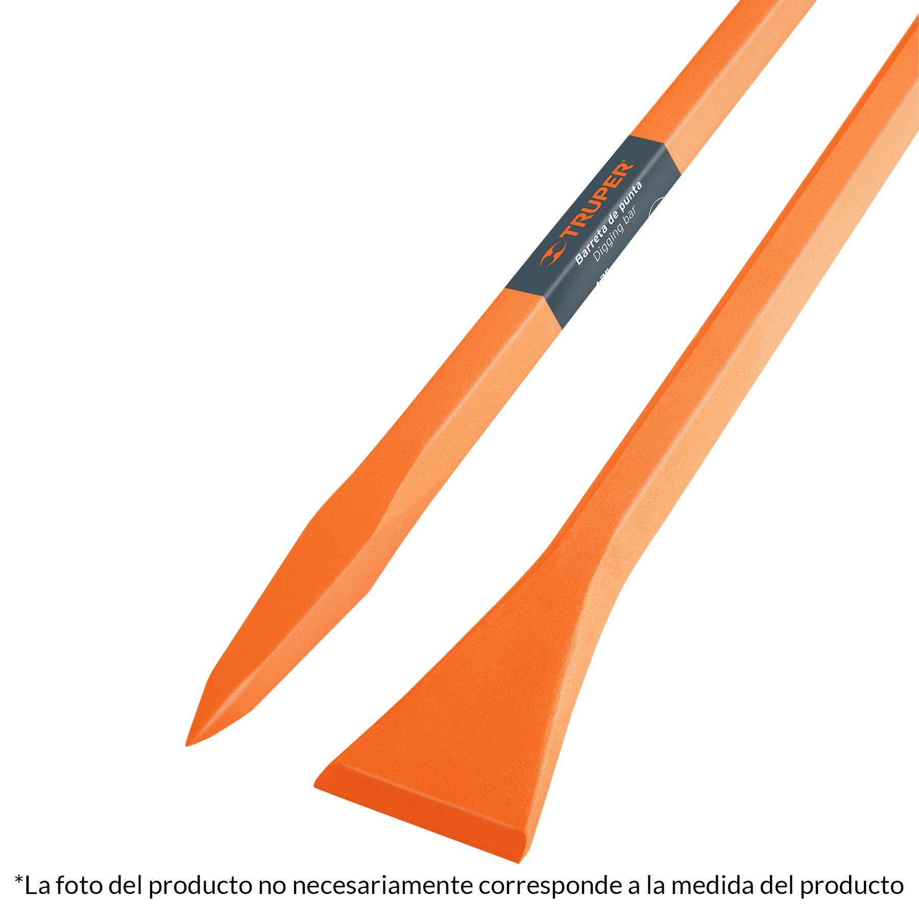 Barreta de punta de 1' x 150 cm