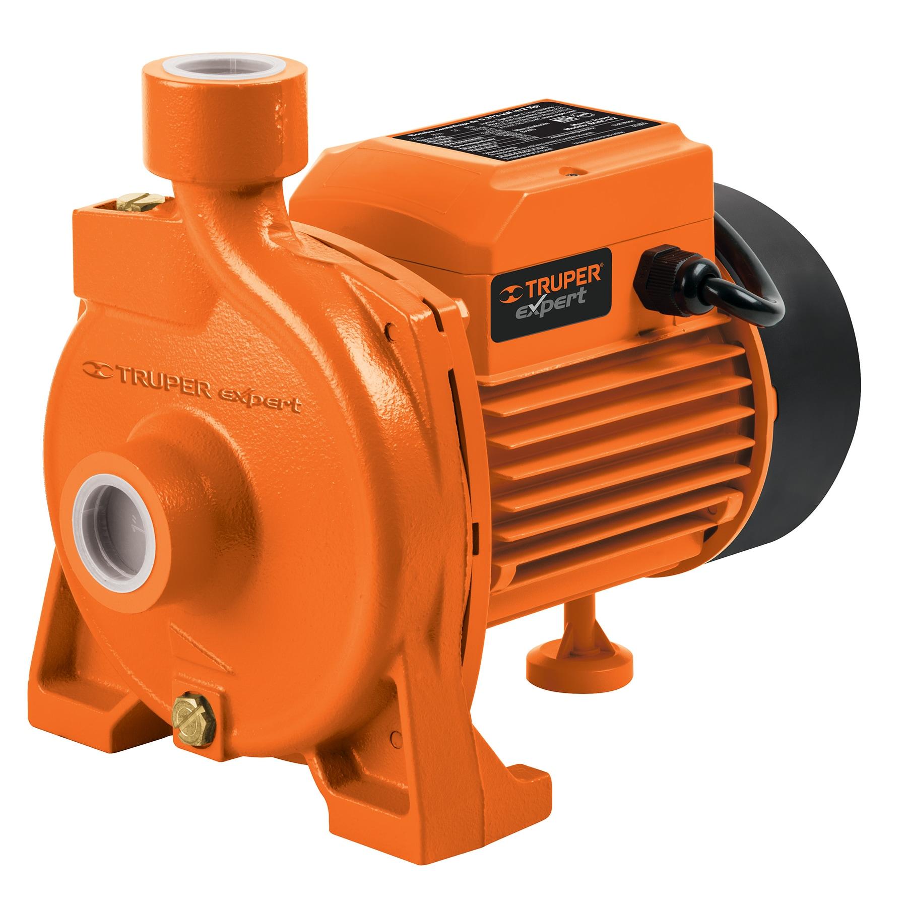 Bomba eléctrica para agua centrífuga 1/2 HP