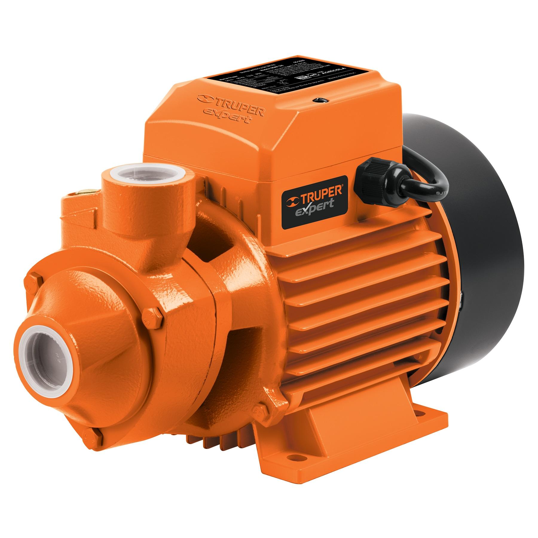 Bomba eléctrica periférica para agua 3/4 HP, Truper Expert