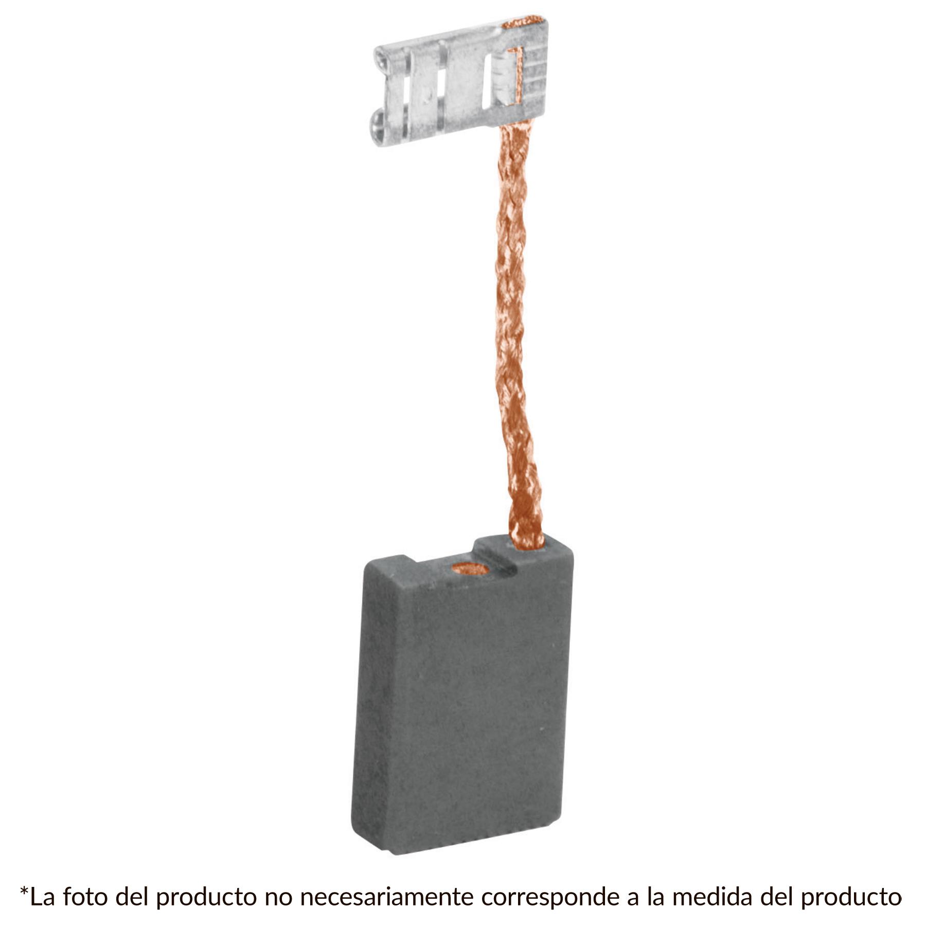 Carbones de repuesto para esmeriladora ESMA-4-1/2A12