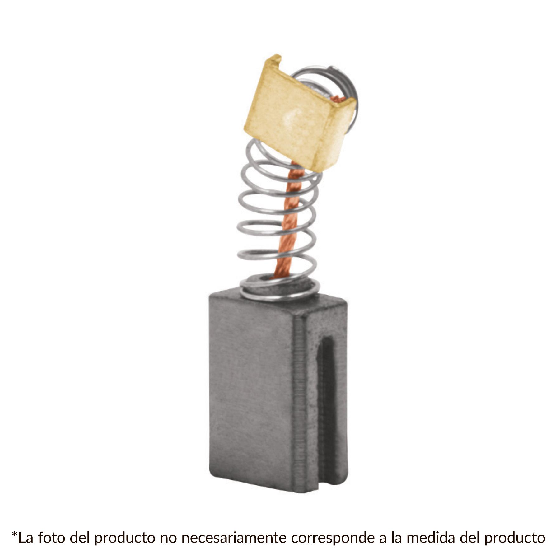 Carbones de repuesto para lijadora, LIOR-1/4A2