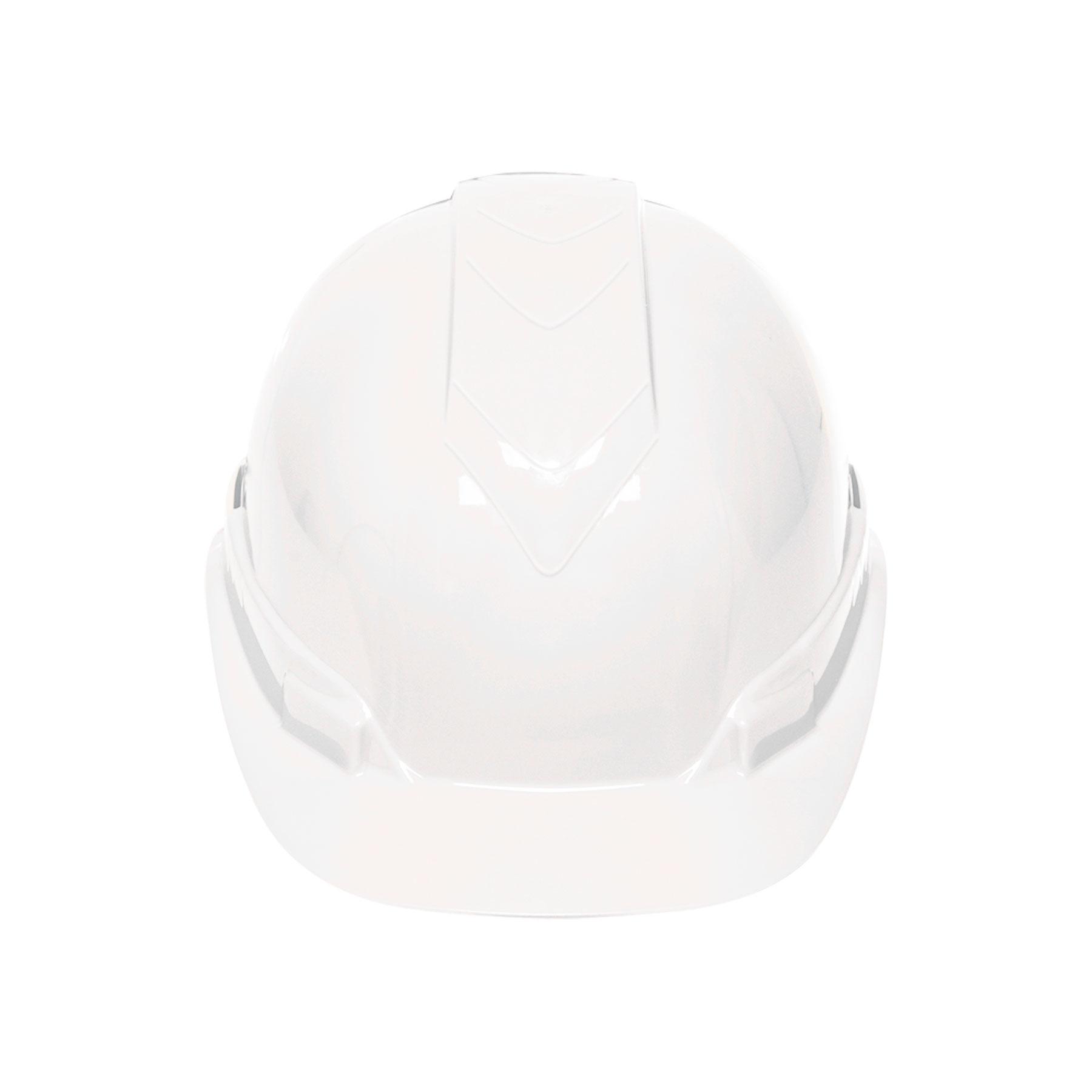 Casco de seguridad color blanco