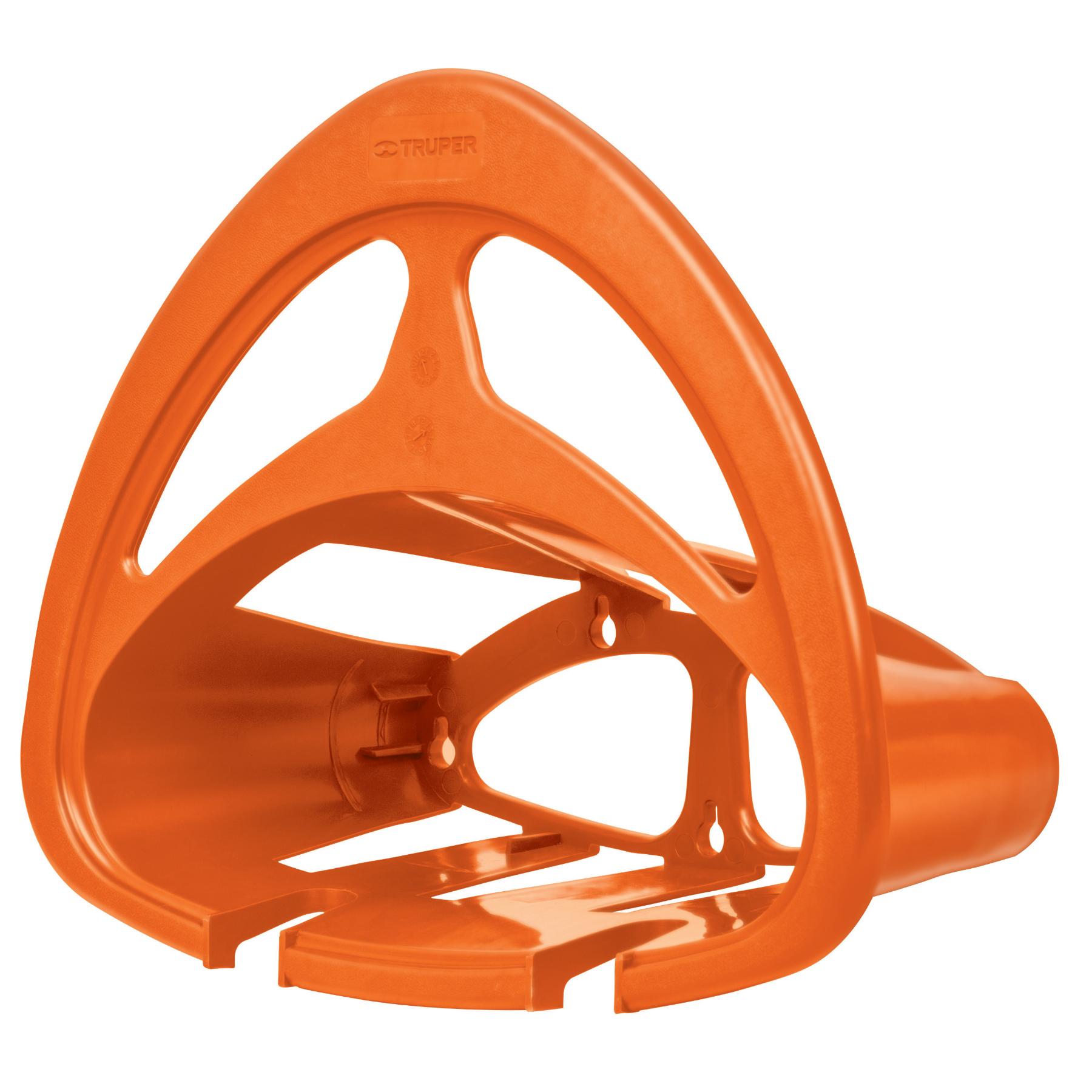 Portamanguera de plástico