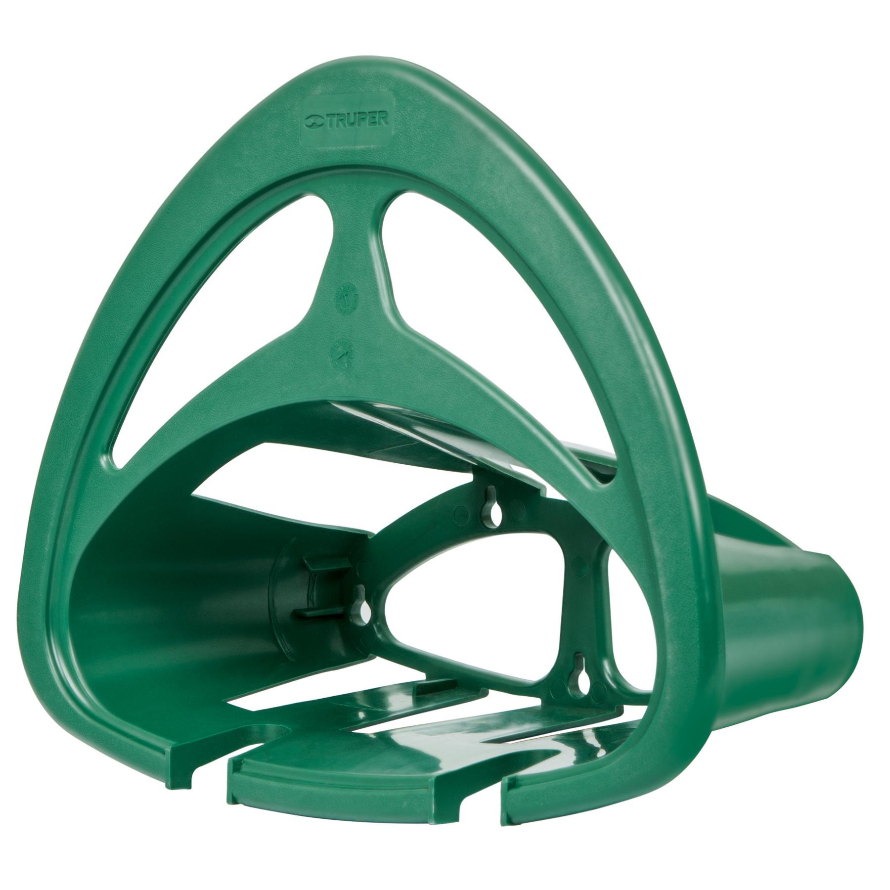 Portamanguera de plástico, verde