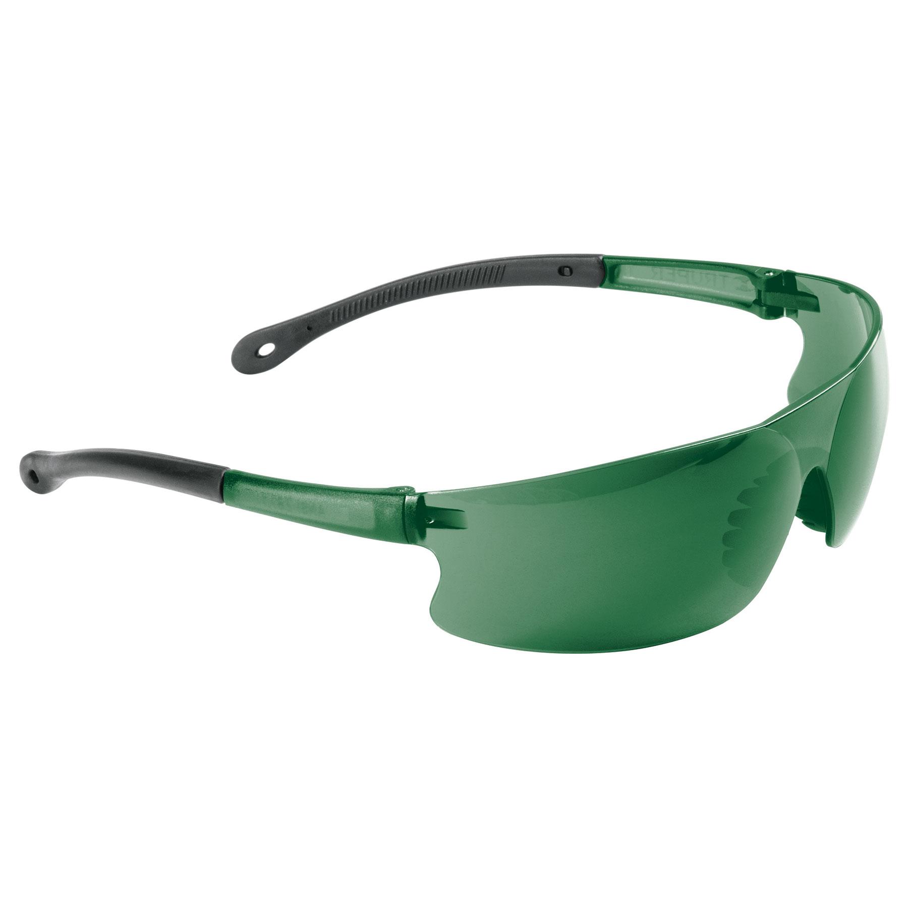 Lentes de seguridad, mica verde, Ultralite