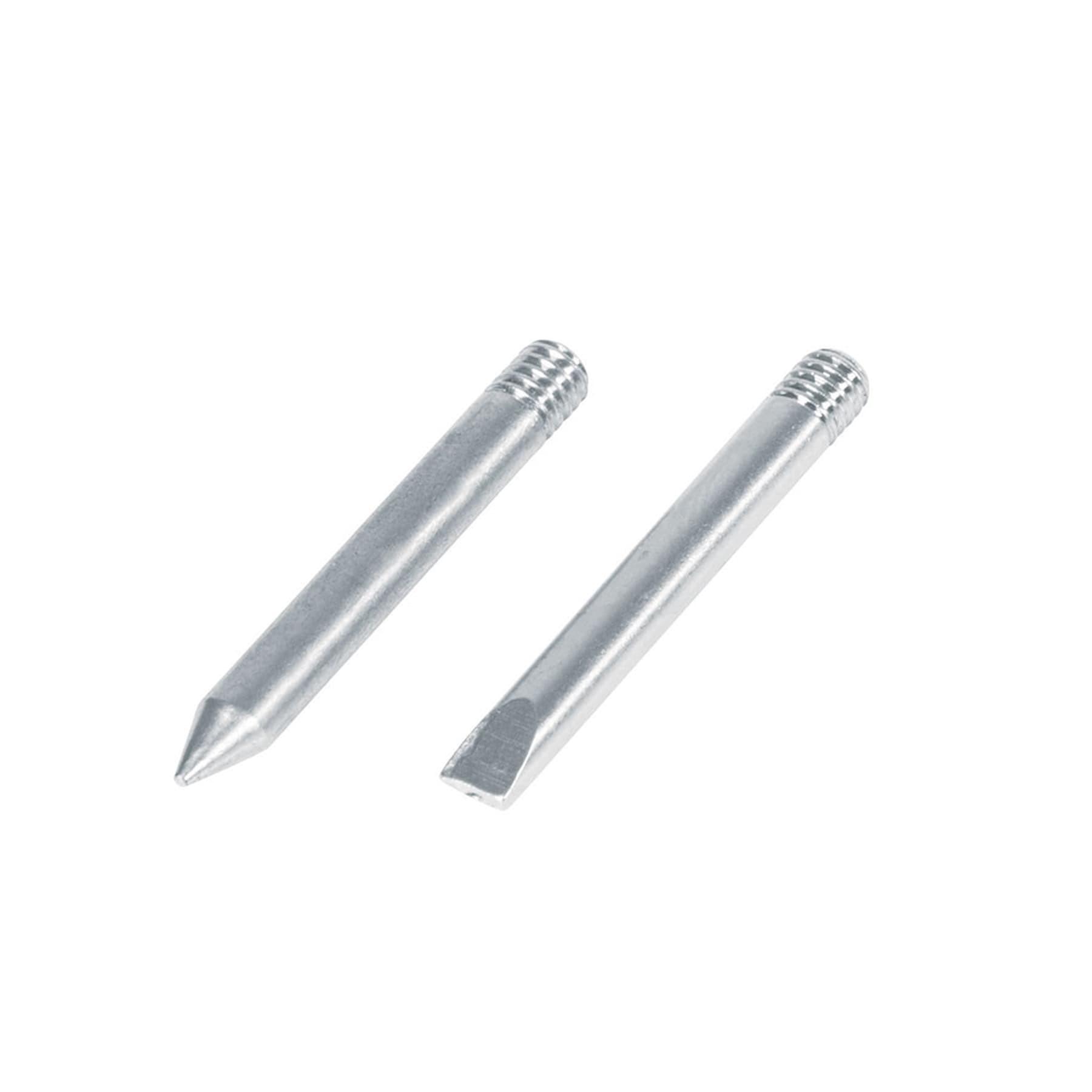 Puntas de repuesto para cautín tipo lápiz CAU-30, 2 piezas