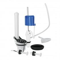 Juego de reparación p/WC con válvula de flotador compacto