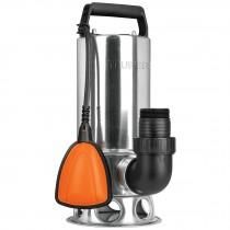 Bomba sumergible metálica para agua sucia 1-1/2 HP