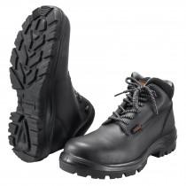 Zapatos industriales dieléctricos, MODELO 300, color negro