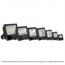 Reflector delgado de LED, 30 W, luz calida