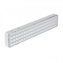 Lámpara de emergencia recargable 300 lm, 60 LED