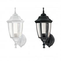 Arbotantes tipo farol (lámpara no incluida)