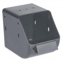 Gaveta plástica para organizar, gris