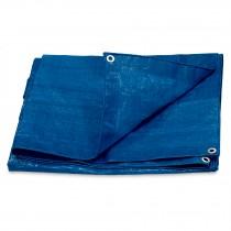 Lonas, 90 g/m2, azules, espesor de 0.12 mm, Ultracraft