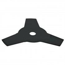 Cuchilla de tres aspas para desbrozadoras DES-33, 43 y 52