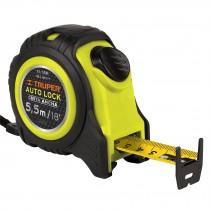 Flexómetro Auto Lock, 5.5 m, cinta 25 mm