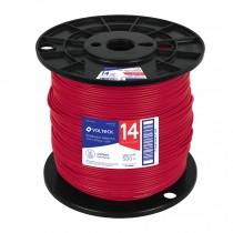 Cables THHW-LS rojos, 500 m