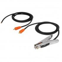 Cable para soldadora SOIN-250, con pinza de tierra