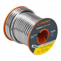 Soldadura sólida 50/50 para tubería hidráulica, 450 g