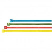 Cinchos de colores 40 lb, 15 cm 50 pzas