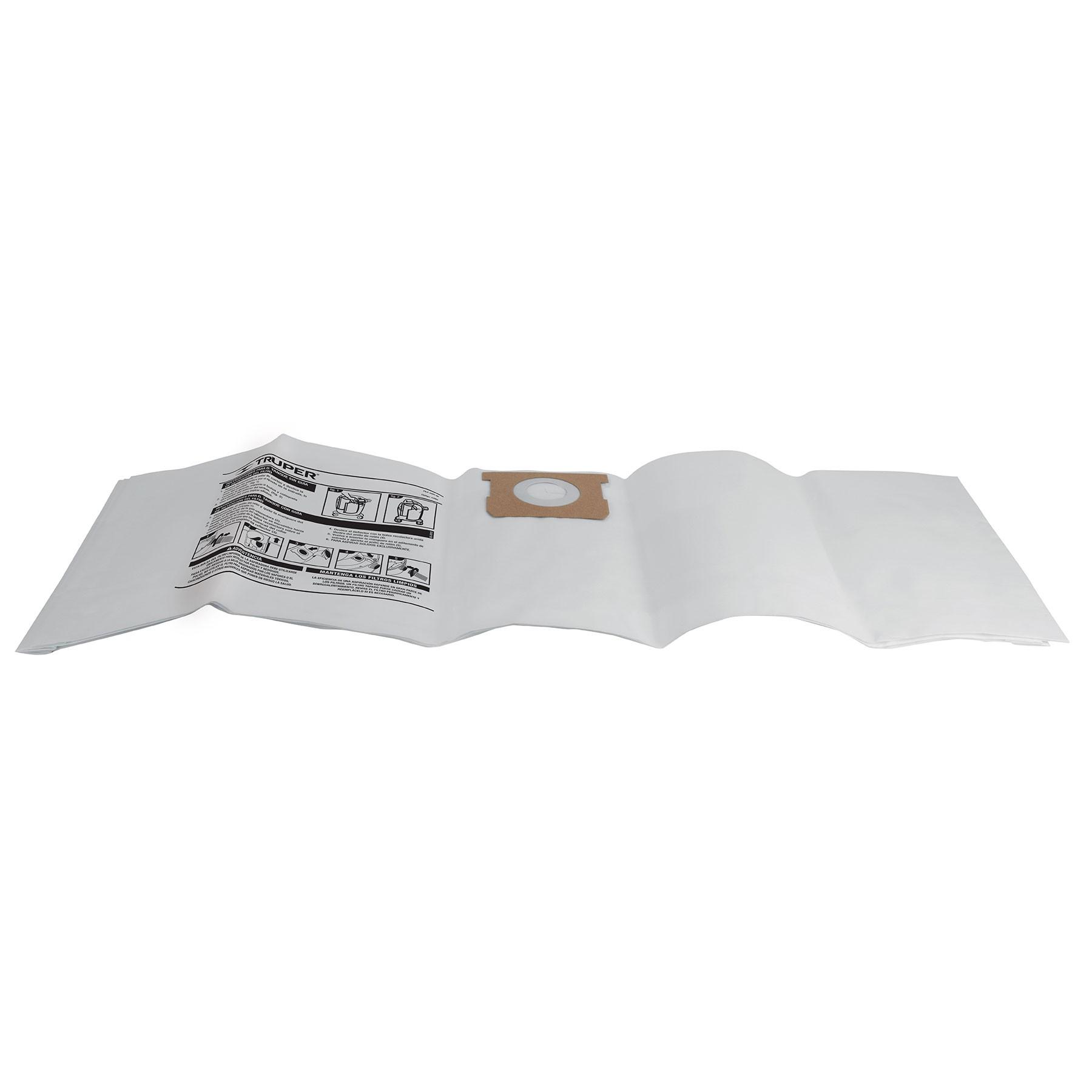 Filtro de papel para aspiradora ASPI-06