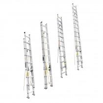 Escaleras de extensión, tipo III, 150 kg