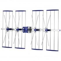 Antena aérea para exterior, 32 elementos