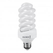 Lámpara 24 W, espiral mini, luz blanco neutro T2, en blíster