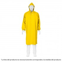 Gabardina impermeable, PVC/poliéster/PVC, 0.35 mm M, Expert