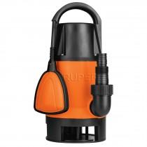 Bomba sumergible plástica para agua sucia 1-1/2 HP