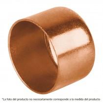 """Tapón capa, de cobre,1/2"""", Basic"""