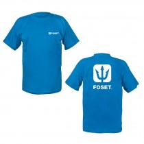 Camiseta 100% algodón, Foset, talla 40