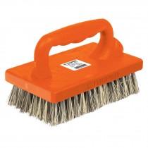Cepillo para pintor, semi-rígido, cerda ixtle y sintética