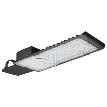 Luminario suburbano de LED, plano, de aluminio, 100 W