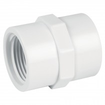 Adaptadores hembra de PVC hidráulico