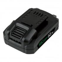 Batería ion litio, 20 V para rotomartillo ROTI-20P, Pretul