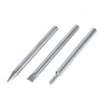 Puntas de repuesto para cautín tipo lápiz CAU-60, 3 piezas