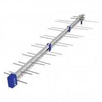 Antena aérea para exterior, 14 elementos