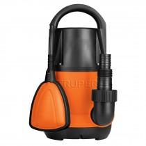 Bomba sumergible plástica para agua limpia 3/4 HP