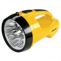 Linterna recargable de LEDs, 200 lúmenes, Pretul