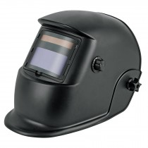 Careta electrónica para soldar sombra 9a13 Pretul con micas