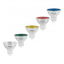 Lámparas de halógeno tipo MR 16, base GX5.3, 130 V
