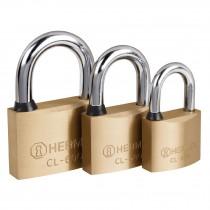 Candados de latón sólido, alta seguridad llave de puntos