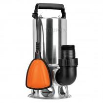 Bomba sumergible metálica para agua sucia 1 HP