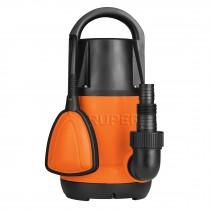 Bomba sumergible plástica para agua limpia 1 HP