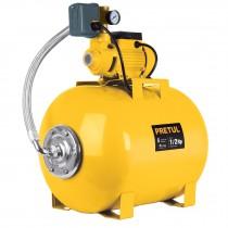 Bomba hidroneumática 1/2 HP, 50 litros, Pretul