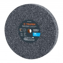 "Piedra para esmeril 5 X 3/4"" óxido de aluminio, grano 36"